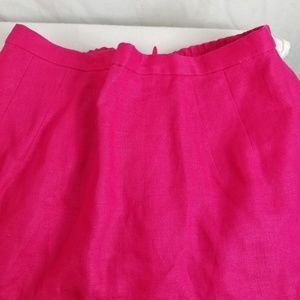 Maggie London size 10 pink skirt